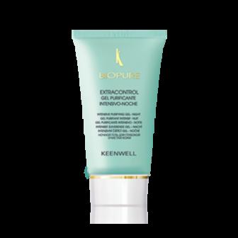 Экстраконтроль - ночной гель для глубокого очищения кожи
