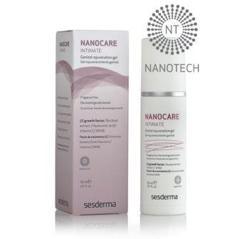 NANOCARE INTIMATE Genital rejuvenation gel (освежающий гель для интимных участков тела)