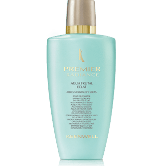 Фруктовая вода Eclat для нормальной и сухой кожи Premier Radiance