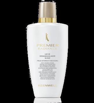 Молочко Eclat для снятия макияжа для нормальной и сухой кожи Premier Radiance