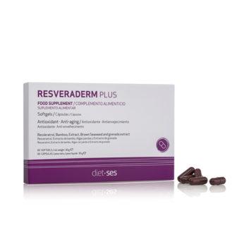 RESVERADERM PLUS (замедление процесса старения)