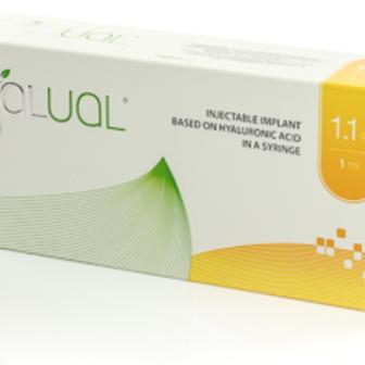 Hyalual 1,1% - 1 мл