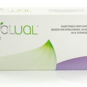 Hyalual 2,2 % - 1 мл