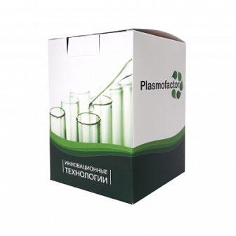 Набор Плазмофактор (10 пробирок+10 шт.катетер-бабочк)