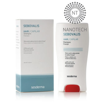 SEBOVALIS Shampoo (шампунь для волос)
