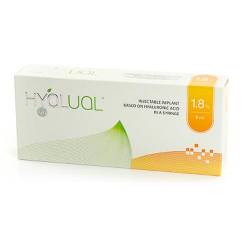 Hyalual 1,8 % - 1 мл