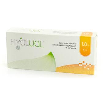Hyalual 1,8 % - 2 мл